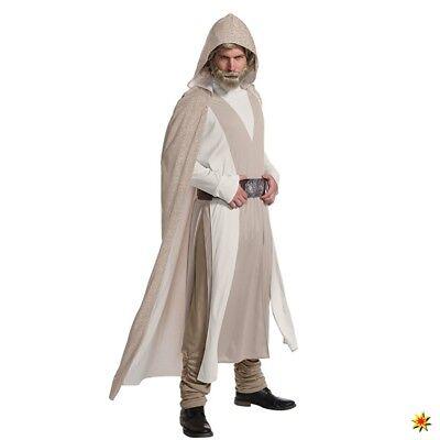 Kostüm Luke Skywalker Deluxe Star Wars Lizenzkostüm Fasching Filmheld ()
