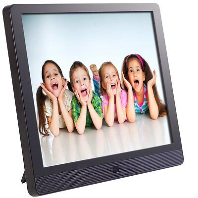 Pix-Star 15 Inch Wi-Fi Cloud Digital Photo Frame with Motion Sensor