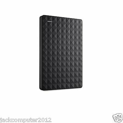 "Brand New Seagate Expansion 2.5"" 2TB External Portable Hard Drive 2TB HDD USB3.0"