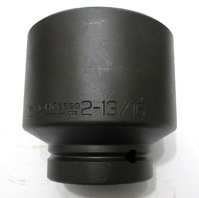 Wright Tool 8890 2-1316 Impact Socket 1 Drive 6-point 2-1316 In. Made In Usa