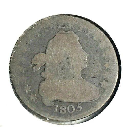 1805 Draped Bust Dime G