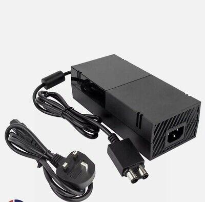 Xbox One Power Supply PSU Brick AC Adapter with UK 3-Pin Power...
