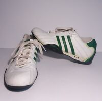 Adidas Goodyear Team Adidas Racing Racer Shoes 675001 Size 5 Green White  Yellow fed7f4938a8ad
