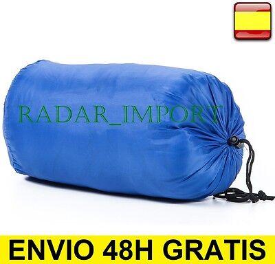 Saco de Dormir Camping Acampada Senderismo Bolsa de acampar Aire libre Pesca