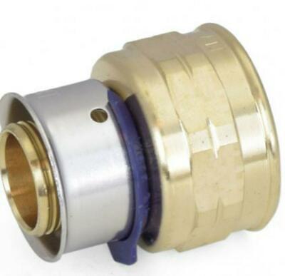 10 Pack -34 Pex Press X 34 Female Threaded Adapter Lead-free Bronze 91540