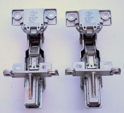 Grass 1203 2625110 Hinge With Baseplate (New Open Box) - LOT OF 2 Free Shipping