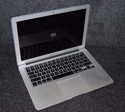 "MacBook Air 13"" 2014 Model (A1466) 4th Gen Core i7 1.7GHz, 8GB, 256GB Flash SSD"