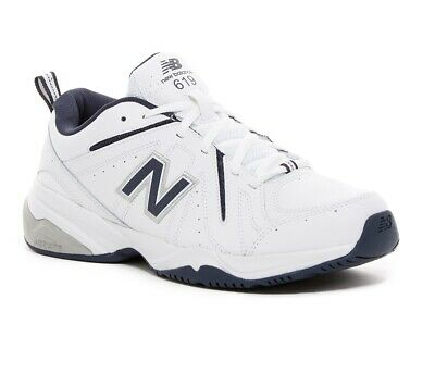 New Balance 619 White MX619WN2 Mens Cross Training Athletic Shoes 4E Extra Wide