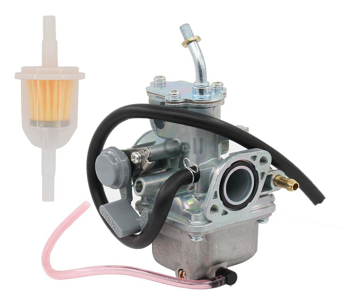 Carburetor For Yamaha Badger 80 YFM 80 85 86 87 88 ATV Carb with  Fuel Filter