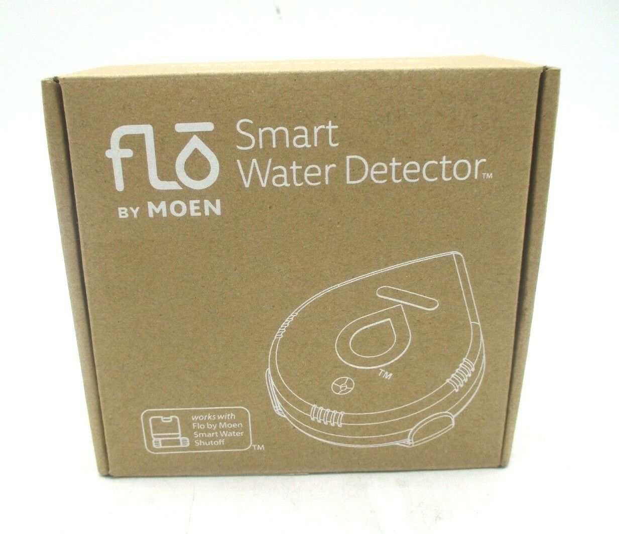 Flo by Moen 920-004 Smart Water Detector Detect Water, Freeze and Humidity