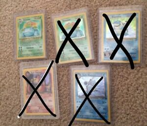 Pokemon Cards Holo and Trainer lots