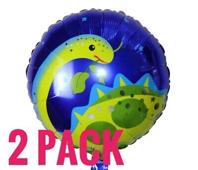 Dinosaur Balloon Jurassic World Birthday Party Supplies FREE SHIPPING (Dinosaur Balloons)