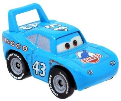 Disney Cars Mini Racers STRIP WEATHERS AKA THE KING #27 Series 3 Sealed!