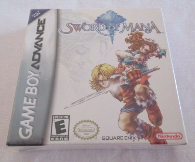 Sword of Mana (Nintendo Game Boy Advance, 2003)