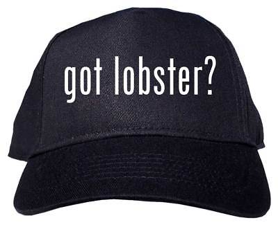 Got Lobster Adult Baseball Hat Cap Adjustable (Lobster Hat)