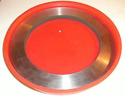 Jmc Fv150 6 X 34 Sight Glass Hastelloy C Metal Boro Glass 8.375 Od 150 Psi