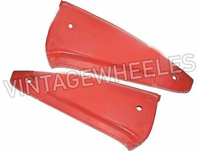 Bonnet Side Panel Set Steel Red Painted Massey Ferguson Tractor