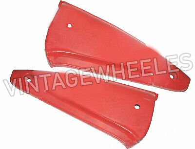 Bonnet Side Panel Set Steel Red Painted Fit For Massey Ferguson Tractor