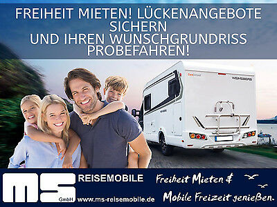 Weinsberg CARAHOME 550 MG  160PS  STYLE & SMART PAKET