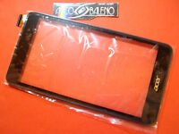C Vetro+touch Screen+cover Originale Acer Iconia One 7 B1-780 Display Frame Nero -  - ebay.it