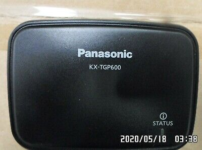 Panasonic Kx-tgp600 Advanced Hybrid Dect 6.0 Wireless Telephone Unidad Base Unit