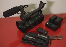 Canon XF100 - Professional HD Camcorder Wayville Unley Area Preview