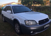 2001 Subaru outback 3Gen MY01 Limited edition AWD Belmont Lake Macquarie Area Preview