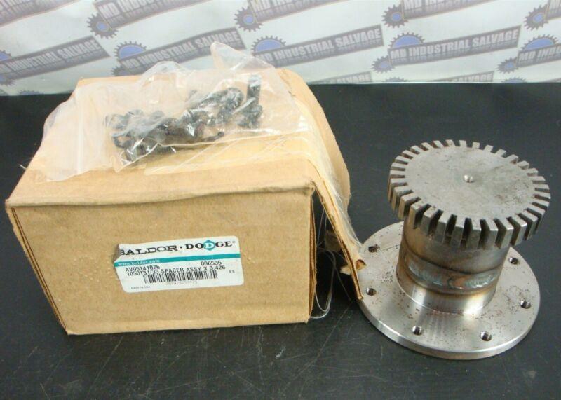 Baldor DODGE 1050T31/35SPCR3.42 1050T31/35 SPACER ASSY x 3.426 (NEW in BOX)