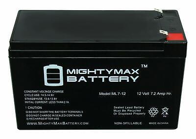 12V Battery for Kids Ride On Car 12 Volt Battery for Power Wheels 12V 7 Amp Hr. ](Toy Car For Kids)