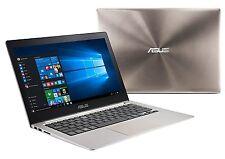 "Asus - Zenbook 13.3"" Laptop - i5-6200U - 4GB Memory - 128GB SSD - Windows 10"