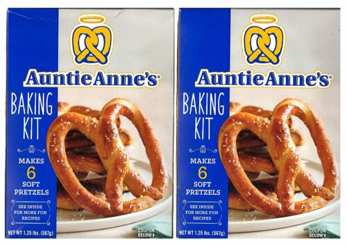 2 Auntie Anne