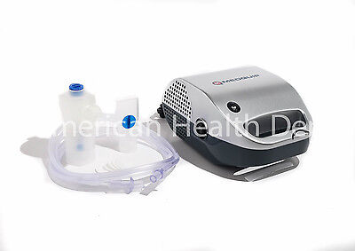 Drive Medical Adult Nebulizer Compressor System   Jetneb Kit For Asthma Copd