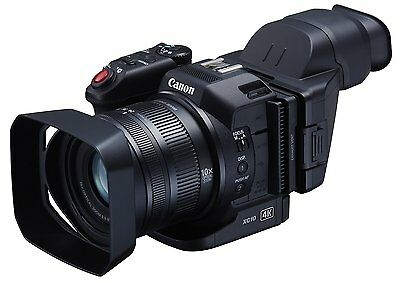 Canon XC10 Professional 4K Camcoder Body Only (No Cards included)*From Japan*