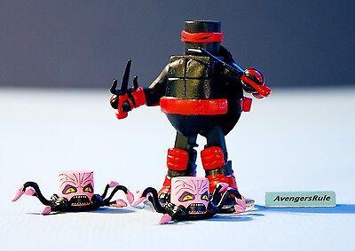 MiniMates Teenage Mutant Ninja Turtles Nickelodeon Series 4 Dark Horizon Raphael - Teenage Mutant Ninja Turtles Dark Horizon