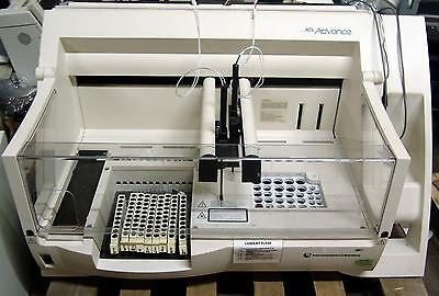 Il Acl Advance Coagulation Analyzer