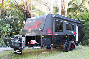 Eden Wildtrax 20 Offroad Caravans Coffs Harbour Coffs Harbour City Preview