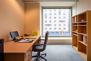 Fully furnished office in Southbank's prestigious IBM Tower Southbank Melbourne City Preview