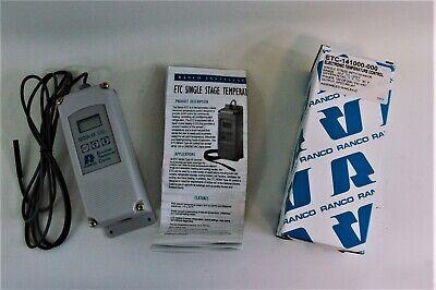 Ranco Digital Temperature Controller Etc-141000-000