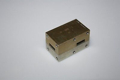 Rf Microwave Wr42 - Wr42 Waveguide Right Angle Adapter 18-26.5ghz An-0012-2