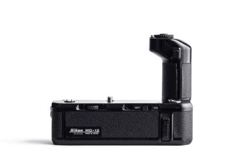 1B-  Nikon MD-12 Motor Drive, Vintage Preowned