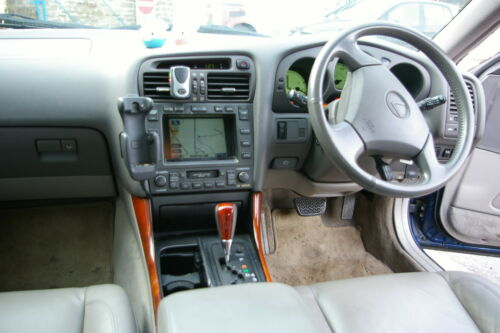 Lexus GS300 Mk2 JZS160 VVTi Airbag set - driver passenger module ring