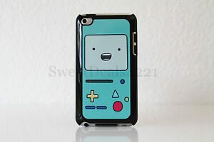 Beemo-BMO-Black-Apple-iPod-Touch-4th-4G-Gen-Case-Cover-Protector-8-32-64-GB-Jake