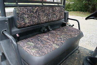 Kubota Rtv900 Seat Cover Set Rtv 900 Utv Thru 2003 2-tone Camo/gray (plain)
