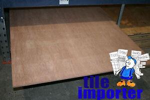 Marine Plywood  2.4 x 1.2 x 6mm - 1 x sheet - $38.50ea