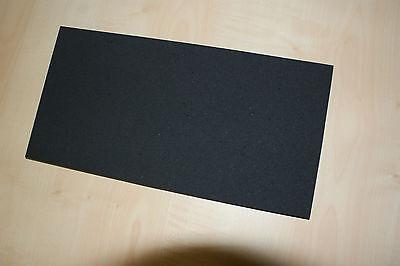 Ersatzbelag  für Fugbrett Ausfugbrett Reibebrett Moosgummi 14/28cm