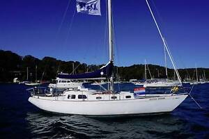 1969 Sparkman & Stephens 34 for sale Newport Pittwater Area Preview