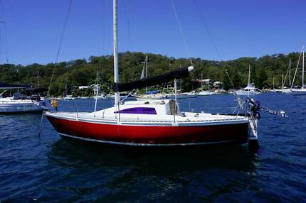 1982 Adams 24 for sale