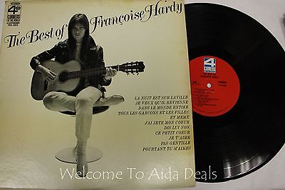 The Best Of Francoise Hardy - Original LP 12