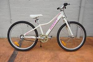 "Giant Areva 225 MTB 24"" wheels Kelvin Grove Brisbane North West Preview"