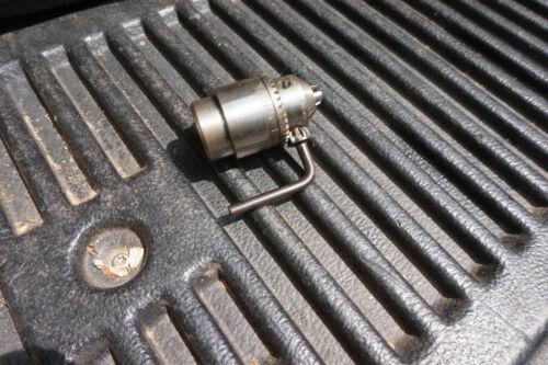 Shopsmith Mark V Drill Chuck & Key, Great Shape!!